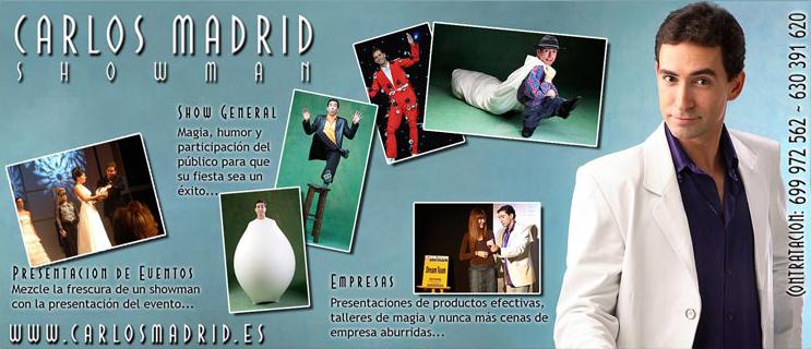 Contratar un mago en Zaragoza, Madrid, Barcelona, Bilbao, Valencia, Castellon, Tarragona
