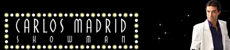 Carlos Madrid mago showman |Contratar mago